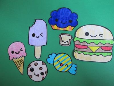 Mis dibujos kawaii #1 ♔