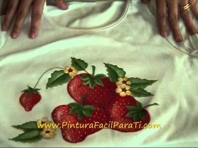 Re Fijador Textil Pintura en Tela Pintura Facil Para Ti.wmv