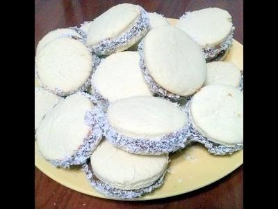Receta: Alfajores De Maicena Con Dulce De Leche - Silvana Cocina Y Manualidades
