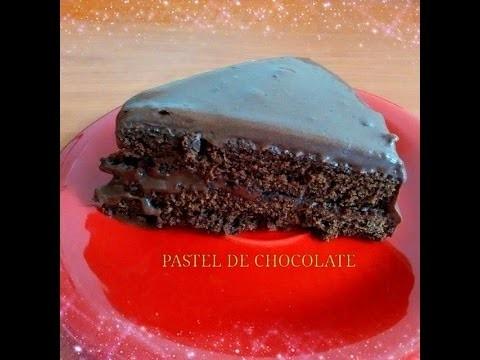 TORTA DE CHOCOLATE  (PASION POR EL CHOCOLATE) - Silvana Cocina y Manualidades
