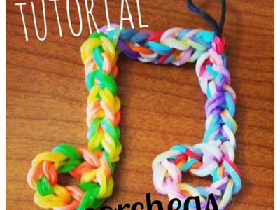 ❤TUTORIAL: Corcheas de gomitas (Sin telar)❤