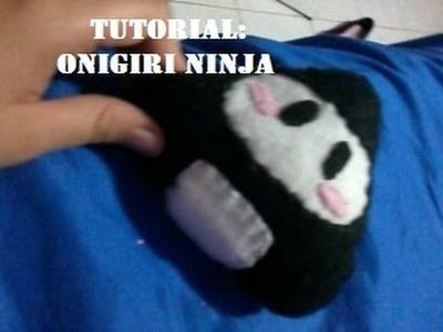Tutorial Onigiri Ninja (peluche)
