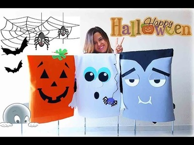 Ideas para DECORAR tus SILLAS  en HALLOWEEN -DIY- Mery