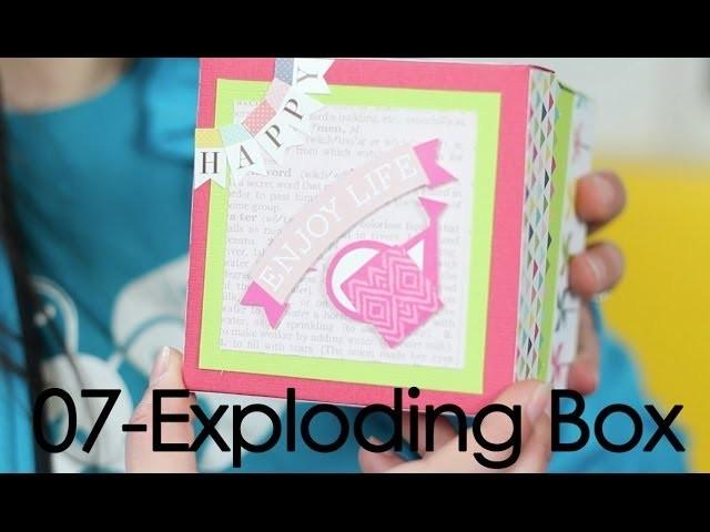 07 - Exploding Box en Up&Scrap