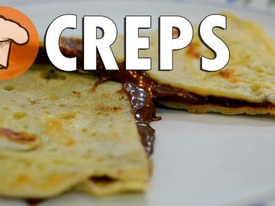 ¡Cómo hacer CREPS!
