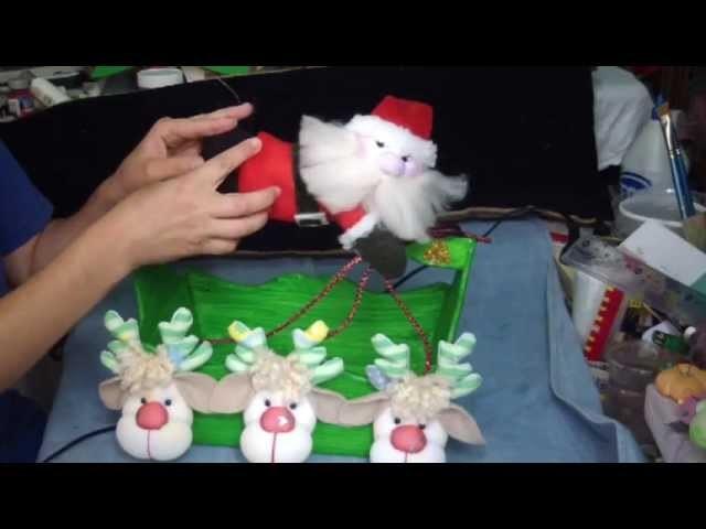 Christmas ornament subtitle.caja navideña subs 2.2. proyecto 69
