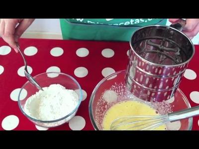 Cómo hacer magdalenas caseras