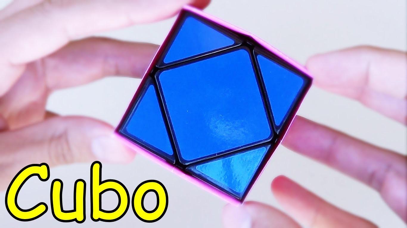 Cómo hacer una CAJA Cúbica de Papel - Origami