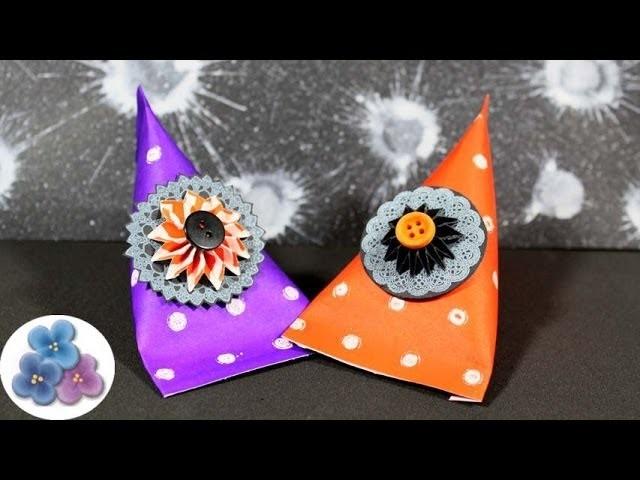 DIY Cajita de Sorpresa Halloween y Cumpleaños *Halloween Treats* Cajitas de Regalo Pintura Facil