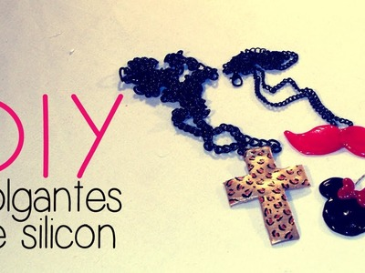 DIY Collares de Silicon - Nancy