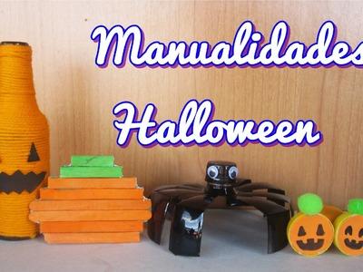 Manualidades Halloween (Manualidad 148)