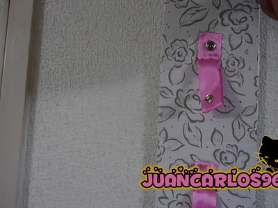 Manualidades: Organizador Para Bolso - JuanCarlos960