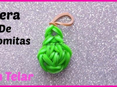 ♥Tutorial: Pera De Gomitas (Sin Telar)♥