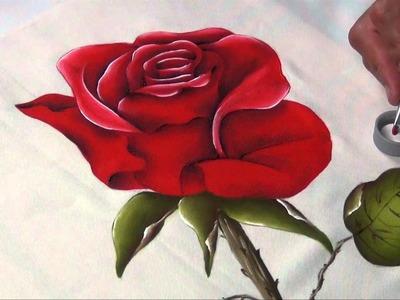 Como dominar el arte de la Pintura Decorativa en Tela (4.4)