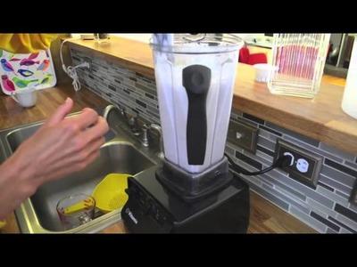 Cómo hacer leche de almendra