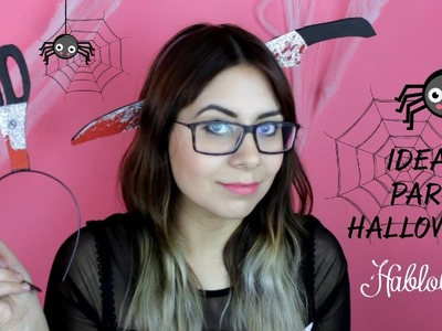 Halloween DIY. Ideas para decorar en halloween - Hablobajito