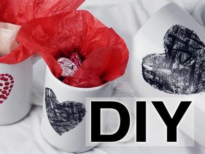 DIY: DECORA TUS TAZAS con esmalte! | Brenzzvlog