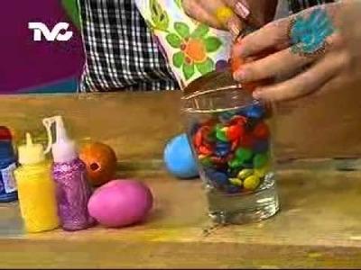 Cómo hacer Huevos de Pascua (EC)