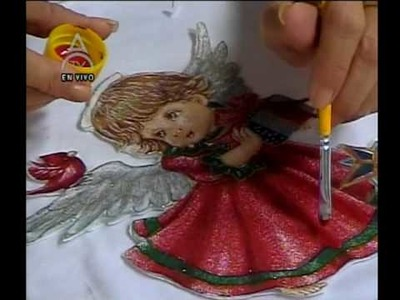 Detalles Magicos con MimiLuna-Franela con Decoupage de ANGEL.www.tremendaluna.com 6