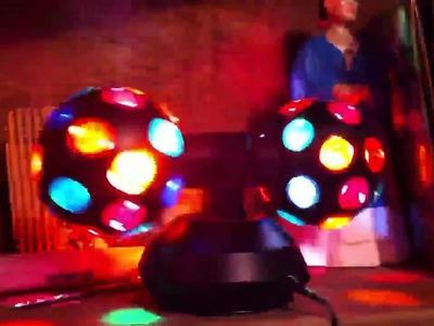 Luces Disco Para Uso Casero