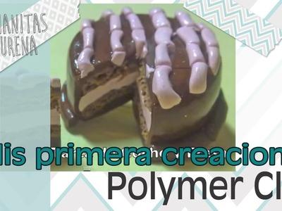Mis primeras creaciones con arcilla polimerica Fimo o Sculpey