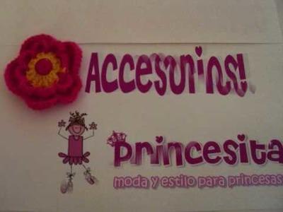 Moñitos para el cabello Princesita