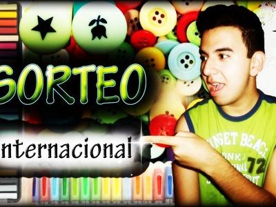 SORTEO INTERNACIONAL - [ CERRADO ] - | Material Manualidades | Plumones | Scrapbook |