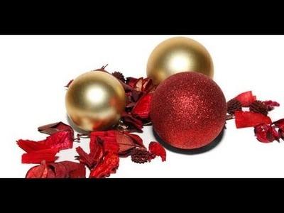Adornos de navidad III