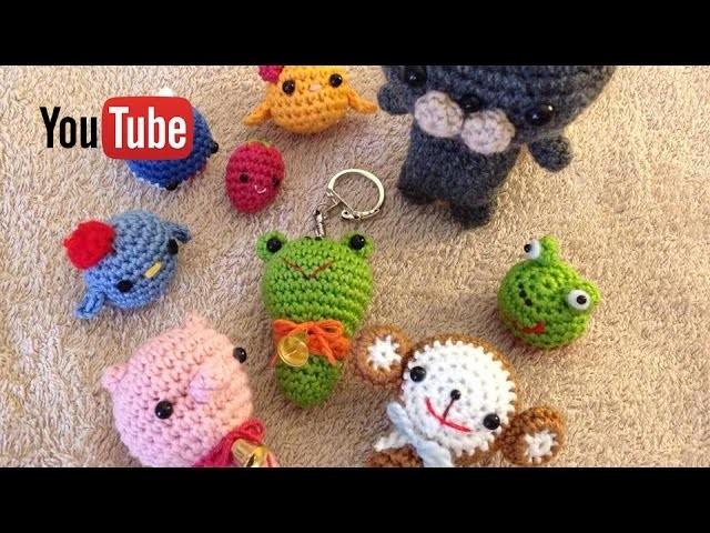 Amigurumi | Como hacer un Pollito en Crochet