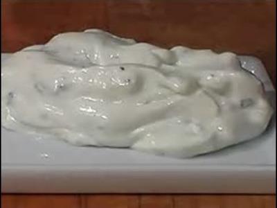 Cómo elaborar salsas para untar