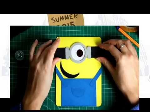 Minions 2015 Despicable Me Gru, mi villano favorito y Minion Rainbow Loom HD