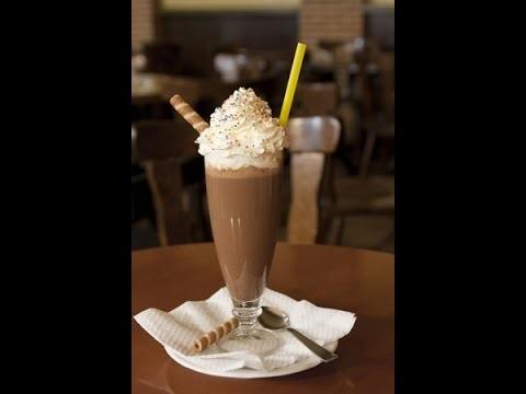 Receta: Como Hacer Milkshake De Chocolate Casera - Silvana Cocina Y Manualidades