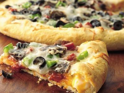 Receta de Pizza:  Como Hacer Una Pizza Casera
