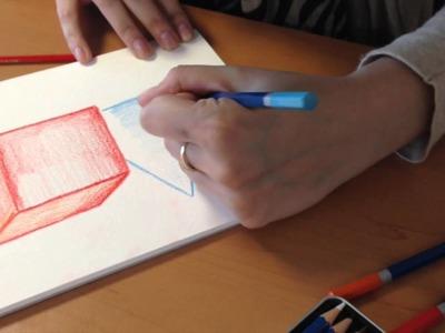 Tips Rodin | Pintando con lápices acuarelables ATL