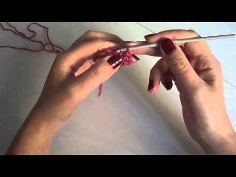 Tutorial curso básico de amigurumi en español 2015. Iniciación al crochet o ganchillo.