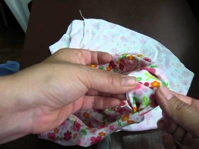 Como coser un vestido o blusa sin mangas y vista de cuello y sisa en una sola pieza