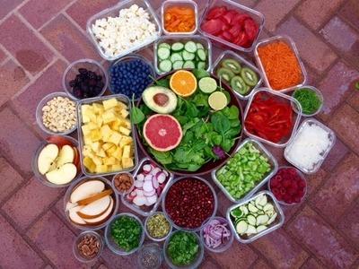 Como organizarte para comer ensaladas toda la semana!