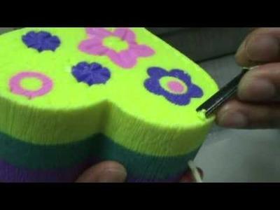 Curso de Grabado en Cera: Velas Artesanales Decorativas