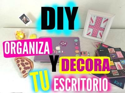 DIY decora y organiza tu escritorio