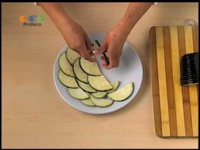 Lasaña de quesos y vegetales [