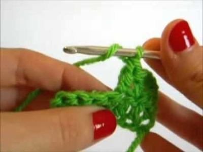 Lección de Crochet nº 3: punto alto