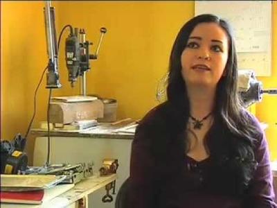 Manos mexicanas: Artesanía con chatarra, poliéster