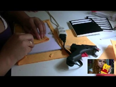 Manualidades: Paleta De Maquillaje Winnie Pooh - JuanCarlos960