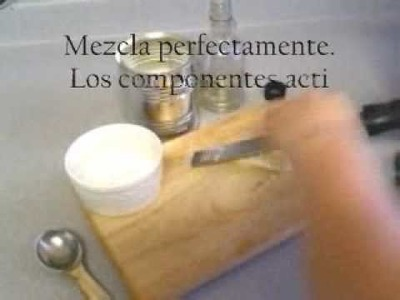 "Mascarilla para ""Manchas, pecas, arrugas"""