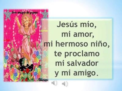 ROSARIO AL DIVINO NIÑO JESUS