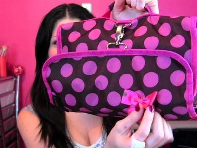 ♥♥♥ TAG: Que Llevo En Mi Cartera De Maquillaje♥♥♥ - Karla Marie