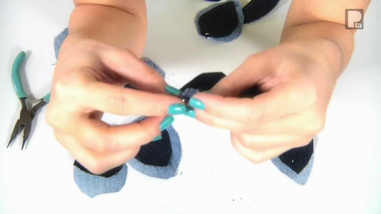 VistoBueno #18 Reinventa tu jean viejo [DIY]