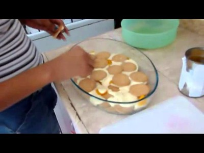 Cocinemos Pastel Frio de Galleta!! si que si!!(FACIL)♥
