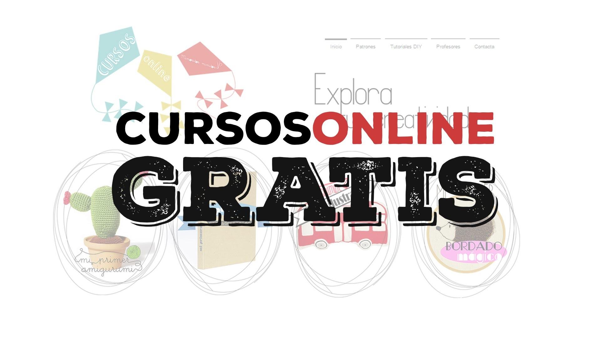 Cursos Online Gratis DIY   Manualidades   Handmade con audio