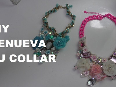 Manualidades: Personalizar Collares - JuanCarlos960